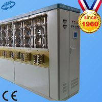 Best technology! 55 years history rectifier for water using electrolysis