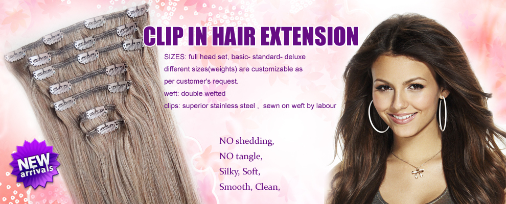 Bhf Hair Unprocessed Full Head Clip In Hair Extensions Free Sample8