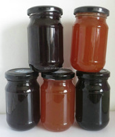 canned fruits jam without add any preservatives and food colorings