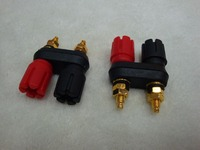 Binding Post Socket Speaker for 4mm Banana plug adapter