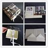 Customized rigid paper folding box, hard paper folding box