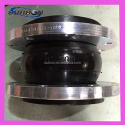 manufacturer flange type rubber pipe joints