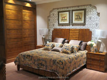 2 years warranty Safety rounded edges designs double bed designs in wood