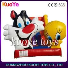 inflatable slide popular cartoon,children's inflatable slides,offer inflatable slides