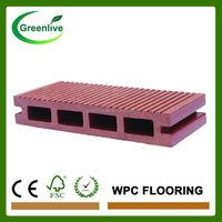 Waterproof Balcony Flooring Wood Plastic Composite Material