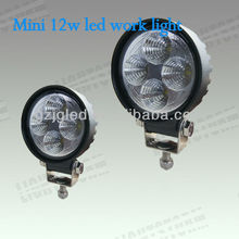 12w Remote area led work light,made in china ,1 year warranty,12v led lighting for car auto accessory