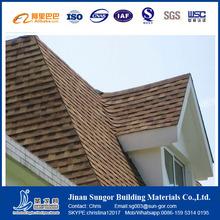 Cheap Building Material Decorative Effect Bitumen Shingle