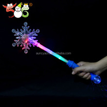 Direct Factory Price excellent quality light up disco spinner wand