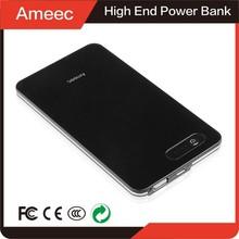 AMJ-C01 Power Bank fit for iphone 6 galaxy note 4 li-polymer battery external battery 3800mAh backup battery