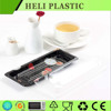 hot sale disposable plastic printing food sushi tray
