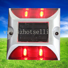 High quality bright steady led solar traffic studs road stud cats eye / BT-DL001 Solar Road Studs
