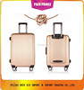 Unique sky travel trolley suitcase bag