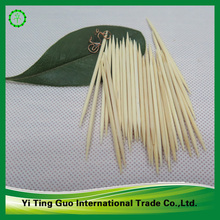 knotted plastic dental toothpicks 1.8mm thickness