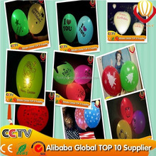 factory direct wholesale Gifts & Crafts Festive & Party Supplies new items led light balloon