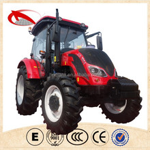 QLN804 80hp 4wd new style tractor with direct drive clutch