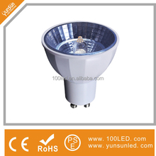 110v 220v halogen lamp replacement gu10 light spot led 6.5w