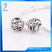 Best Selling Wholesale Silver Beads Fine Jewelry European Charm Pendant