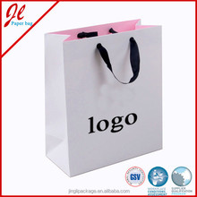 Customized Paper Shopping Bag with logo