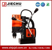 Wholesale price 13MM 1500w magnetic hand drilling rigs specifications for sale