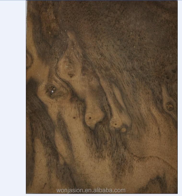Walnut Veneered Mdf Wood Veneer Sheet,black Walnut