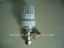 valvole termostatiche radiatore tubo in alluminio giunto valvole