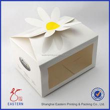 Customized Paper Cake Box,Cupcake Box