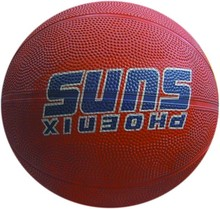Best price Promotional rubber basketball