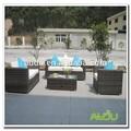 Audu costco mobília ao ar livre, famosos móveis para ambientes externos