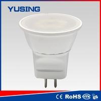 LED lighting Alu+PC G4 LED spotlight bulb mr11 LED GSP