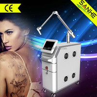 SQ-3 q-switch nd yag laser advanced spring skin beauty/tattoo removal machine