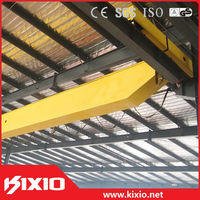 KIXIO Single girder 5 ton overhead crane