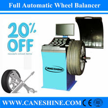 2015 Price Full Automatic Computer Automotive Wheel Balancer/Car Balancer with Protect Cover Automotive Maintenance-CS-332CC