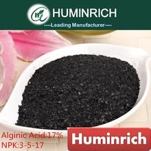 huminrich humate estratto di alghe concime organico