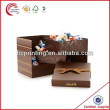 Special Packaging chocolate boxes