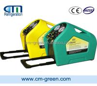 ac recovery machine CM2000 portable R22 refrigerant gas/hvac refrigerant gas R22 price