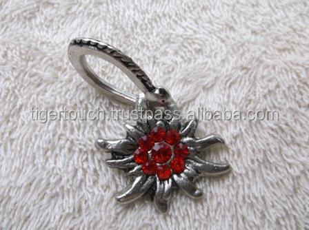 Fashion Jewelry Trachten Necklace Germany Edelweiss Flower ...