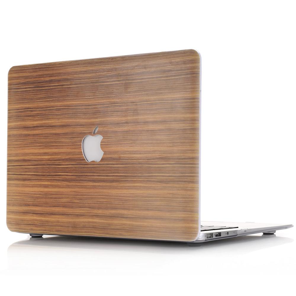 Macbook pro case wood