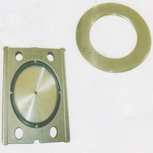 flow meter orifice plate for gas