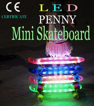 """longboard mini-crucero Penny de 22"""" y 27"""", patineta, monopatín de plástico"""