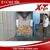 Factory supply vertical hydraulic waste cardboard press machine
