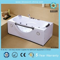 modern ABS shallow bathtub