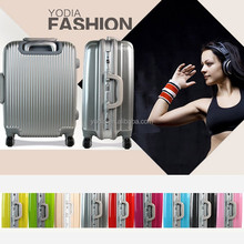 factory cheap price 3pcs trolley luggage set China hard PC/ABS/PC+ABS travel luggage bag