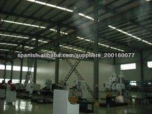 Acero estructural para construcción de fabricas