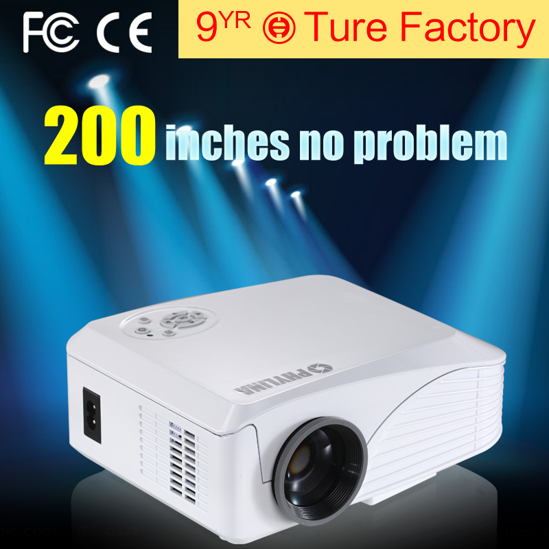 Best quality bh808 cheap price mini led projector for Best quality mini projector