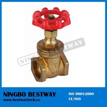 Brass Lever Cast Iron Stem Gate Valve