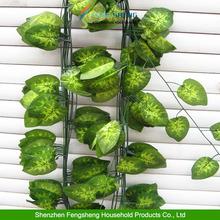 7.5ft Plant Garland Ivy Vine Fake Foliage Dried Flower Decoration Artificial Leaf