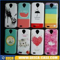 UV printing design mobile phone case for lenovo s820 back cover