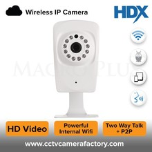 Fusion Star 1MP P2P HD Cloud View 720P CCTV Security Home Security Wifi Camera