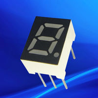 2014 new led digital number 0.28 inch red seven segments display