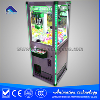 2015 popular crane machine capsule toy vending machine for sale